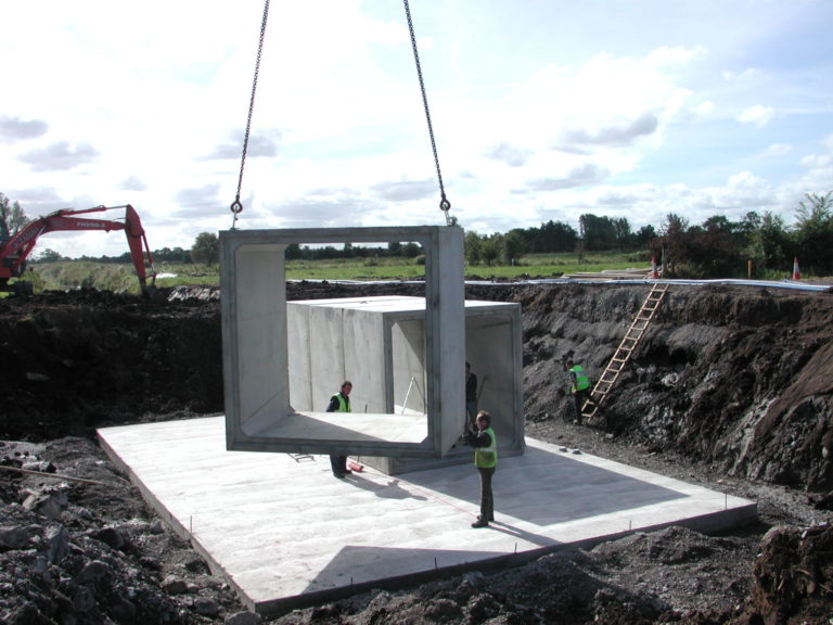 Box Culverts by Banagher Precast Concrete | UK & IRE