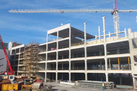 UCD Science Centre Phase 2 Banagher Precast Concrete