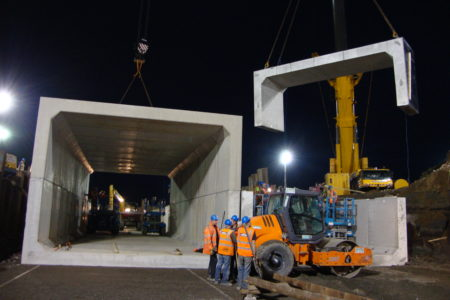 Precast Concrete Culvert Units
