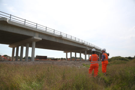 Banagher Prestressed Concrete Bridge Beams